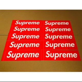 Supreme - Supreme Box Logo Sticker シュプリーム ステッカー