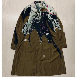 DRIES VAN NOTEN - DRIES VAN NOTEN ナイロンコート