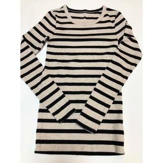 ギャップ(GAP)のGAP ボーダートップス(Tシャツ(長袖/七分))