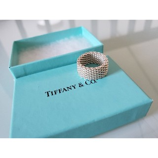 ティファニー(Tiffany & Co.)のお値下げ❤TIFFANYサマセットリング(リング(指輪))