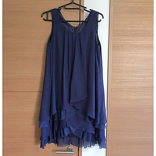 シマムラ(しまむら)のフォーマル ドレス(ミディアムドレス)