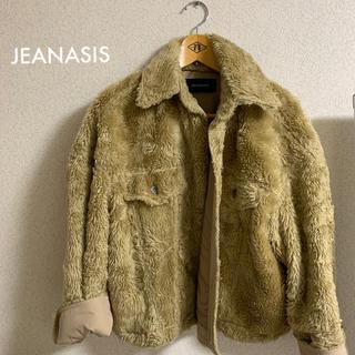 ジーナシス(JEANASIS)のお値下げ可 JEANASIS / アウター(毛皮/ファーコート)