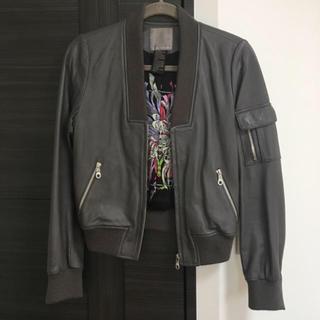 DOUBLE STANDARD CLOTHING - 【ダブスタ】レザージャケット