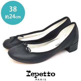repetto - 新品❤️レペット リボン バレエパンプス 38(約24cm)