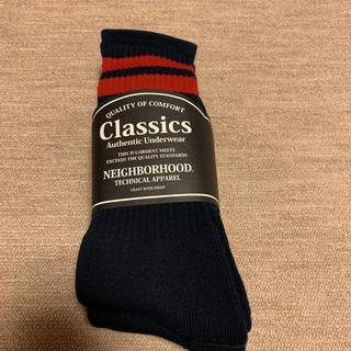 ネイバーフッド(NEIGHBORHOOD)のneighborhood 2015aw 3pac socks(ソックス)