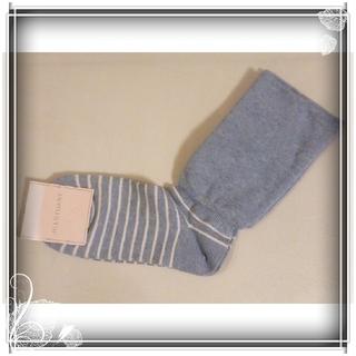 ジルスチュアート(JILLSTUART)の新品 JILLSTUART ルーズソックス ジルスチュアート 日本製 靴下 (その他)