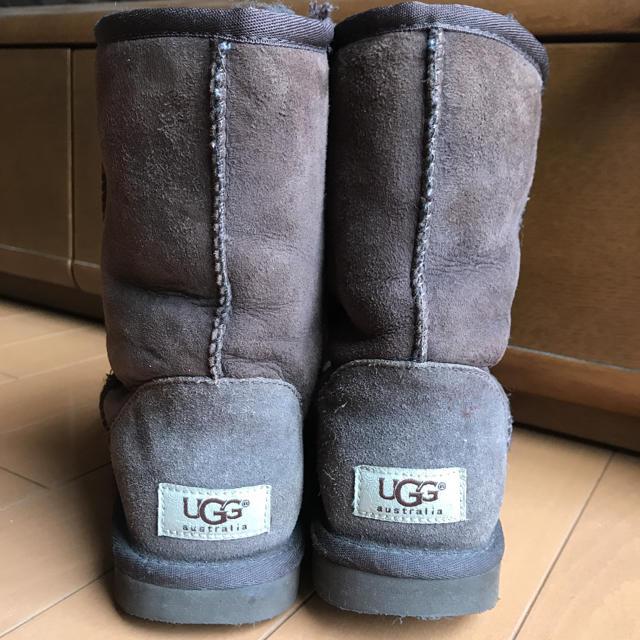 UGG(アグ)のUGG ムートンブーツ 茶 レディースの靴/シューズ(ブーツ)の商品写真