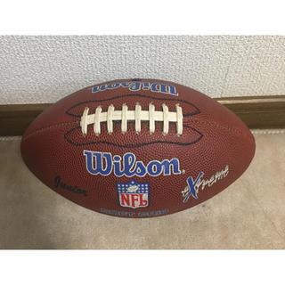 ウィルソン(wilson)のウィルソン アメフト ジュニア用ボール  Wilson(アメリカンフットボール)
