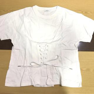 JEANASIS - Tシャツ 白 M レディース