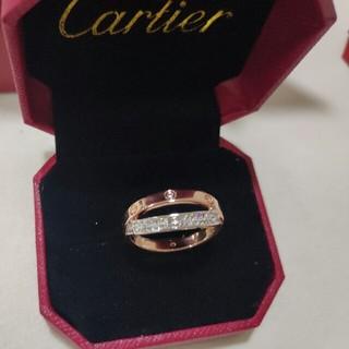カルティエ(Cartier)の綺麗 Cartier リング 12号 超美品(リング(指輪))
