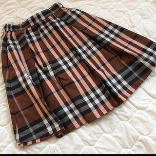 スコットクラブ(SCOT CLUB)の⑩スコットクラブ 美品 スカート(ひざ丈スカート)
