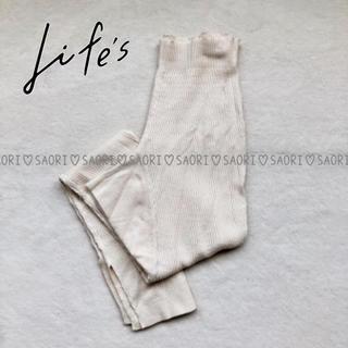 トゥデイフル(TODAYFUL)のTODAYFUL【新品タグ付】Thermal Knit Leggings(レギンス/スパッツ)