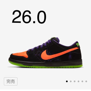 ナイキ(NIKE)のNIKE SB DUNK LOW PRO Night of Mischief(スニーカー)