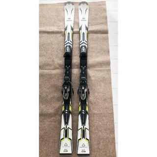ROSSIGNOL - ロシニョール スキー板 163cm ビンディング付 初心/中級者 4シーズン利用