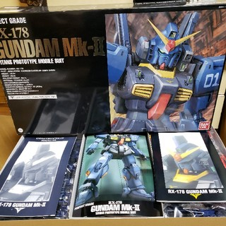 BANDAI - 未開封 PG ガンダム マーク2 GUNDAM MK-II バンダイBANDAI