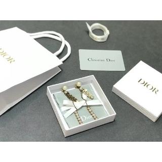 クリスチャンディオール(Christian Dior)のディオール ピアス (ピアス)
