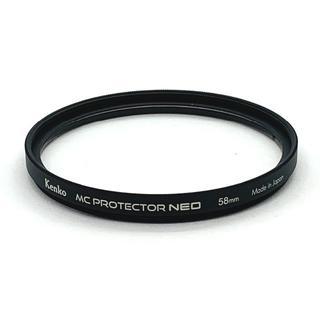 ケンコー(Kenko)の★Kenko ケンコー 58mm レンズフィルター MC プロテクター NEO★(フィルター)