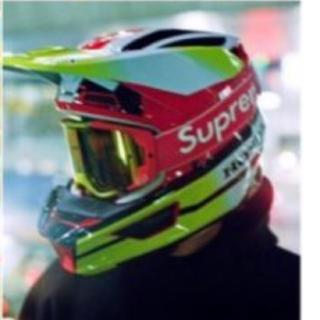 シュプリーム(Supreme)の【値下げ】Mサイズ Supreme Honda ヘルメット&ゴーグル セット(ヘルメット/シールド)