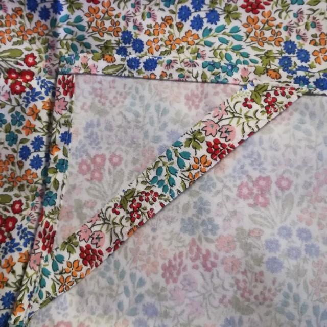ベルメゾン(ベルメゾン)のリバティプリント 布 50㎝×70㎝ ハンドメイドの素材/材料(生地/糸)の商品写真