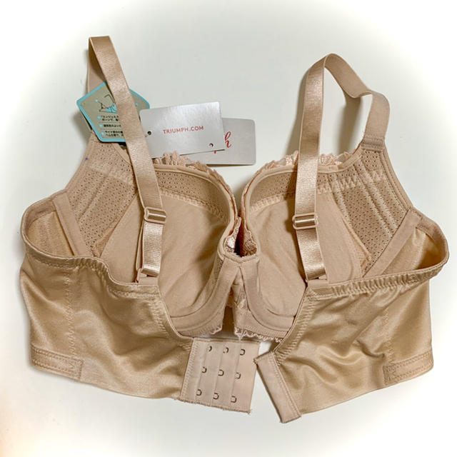 Triumph(トリンプ)のトリンプ 天使のブラ スリムライン  ブラ&ショーツ レディースの下着/アンダーウェア(ブラ&ショーツセット)の商品写真