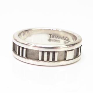 ティファニー(Tiffany & Co.)のティファニー リング アトラスリング 14号 シルバー925 TIFFANY(リング(指輪))
