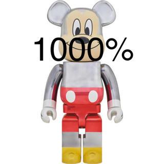 新品 BE@RBRICK Fragmentdesign MICKEY 1000%(その他)