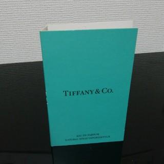 ティファニー(Tiffany & Co.)のティファニー オードパルファム (香水(女性用))