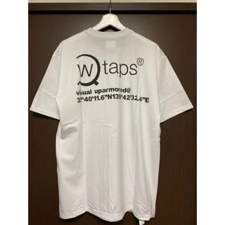 W)taps - W)TAPS WHITE XLサイズ 2019AW AXE SCREEN TEE