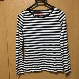 レピピアルマリオ(repipi armario)のレピピアルマリオ 長袖Tシャツ(Tシャツ/カットソー)