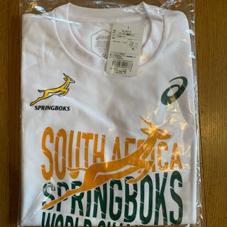 アシックス(asics)の即日発送 200枚限定 ラグビーワールドカップ スプリングボクス優勝記念Tシャツ(ラグビー)