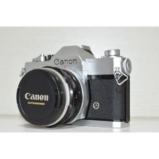 Canon - 【フィルムカメラ】Canon FTb【完動品】