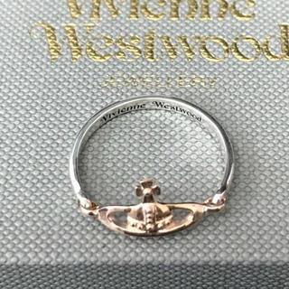 ヴィヴィアンウエストウッド(Vivienne Westwood)の処分価格 ヴィヴィアン オーブリング 14号(リング(指輪))