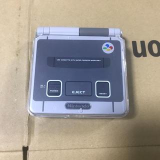 ゲームボーイアドバンス(ゲームボーイアドバンス)のゲームボーイアドバイスSP本体バックライト仕様(家庭用ゲーム機本体)