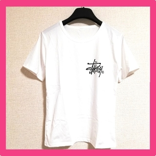 STUSSY - 【訳アリ】【STUSSY】Tシャツ レディース M