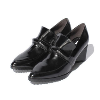 ムルーア(MURUA)のMURUA ローファーパンプス(ローファー/革靴)