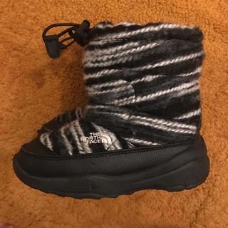 ザノースフェイス(THE NORTH FACE)のノースフェイス  キッズ ブーツ 16cm(ブーツ)