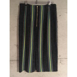 マカフィー(MACPHEE)のマカフィー スカート(ひざ丈スカート)