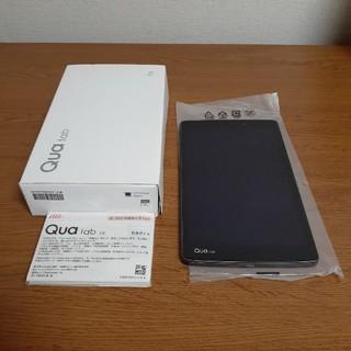 エーユー(au)のau qua tab PX LGT31 [SIMロック解除済み](タブレット)