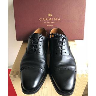 ヤンコ(YANKO)のcarmina 革靴 ビジネスシューズ パンチドキャップトゥ(ドレス/ビジネス)