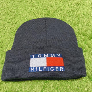 トミーヒルフィガー(TOMMY HILFIGER)のニット帽 新品未使用(ニット帽/ビーニー)