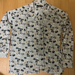 レイジブルー(RAGEBLUE)のRAGEBLUE 開襟シャツ 柄シャツ(Tシャツ/カットソー(七分/長袖))