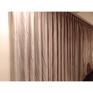 ウニコ(unico)の【お値下げ中】オーダーカーテン(カーテン)