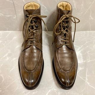ステファノブランキーニ(STEFANO BRANCHINI)のFRANCESCO BENIGNO フランチェスコベニーニョ ブーツ 革靴(ブーツ)