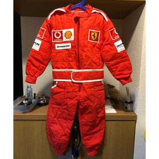 フェラーリ(Ferrari)のF1 フェラーリオフィシャルレーシングスーツ キッズ 90cm(その他)