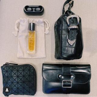 コムデギャルソン(COMME des GARCONS)のBuckle Wallet長財布(財布)