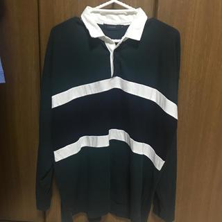 レイジブルー(RAGEBLUE)のラガーシャツ(Tシャツ/カットソー(七分/長袖))