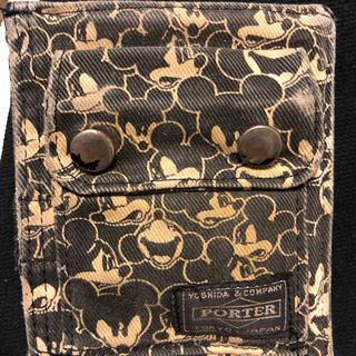 ビームス(BEAMS)のミッキー BEAMS✖️PORTER 財布(折り財布)