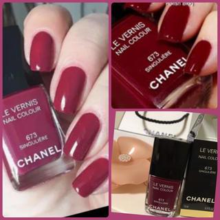 CHANEL - 限定色🎀新品✨シャネル ネイル 💅673