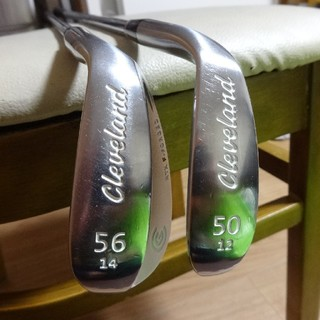 クリーブランドゴルフ(Cleveland Golf)の美品 クリーブランド RTX F-FORGED 50° 56°(クラブ)