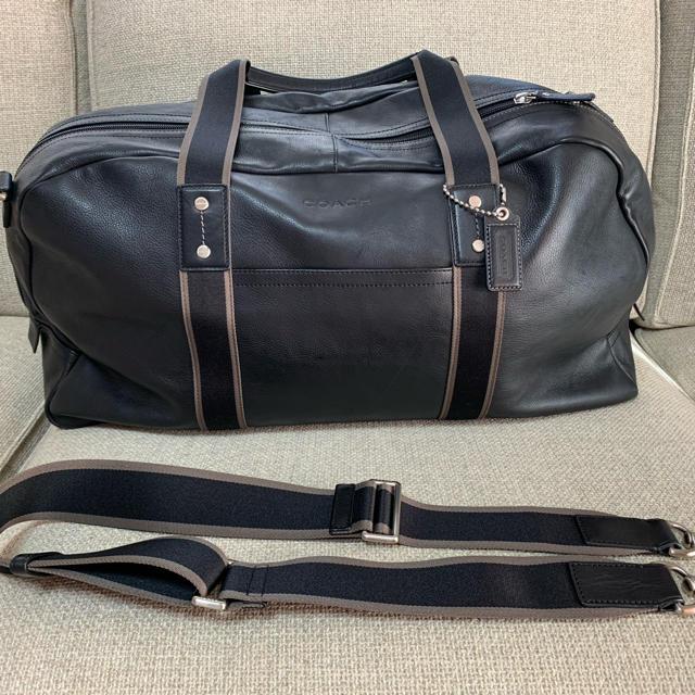 COACH(コーチ)のCOACH コーチ トラベルバック メンズのバッグ(ボストンバッグ)の商品写真